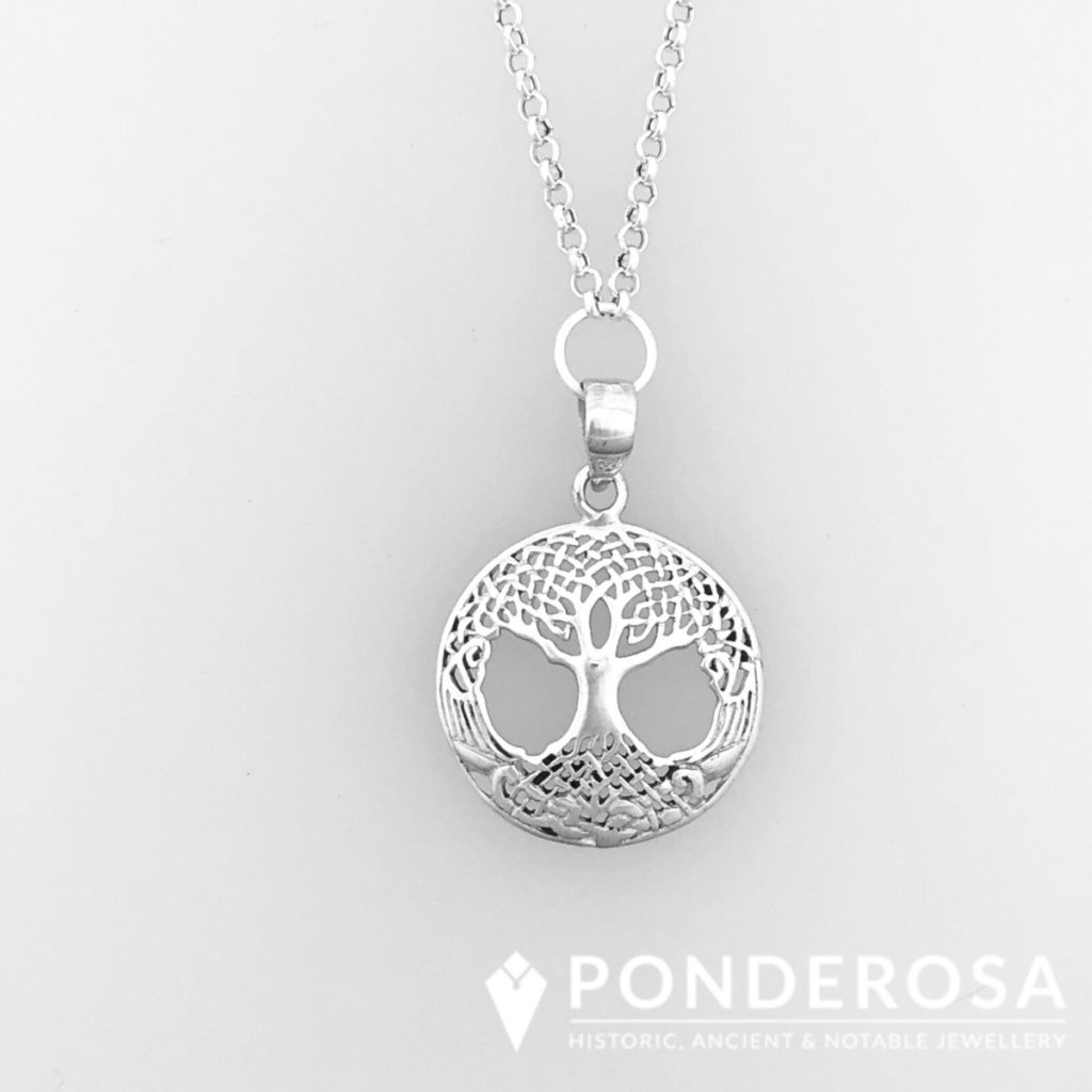 Tree of Life – Sterling Silver