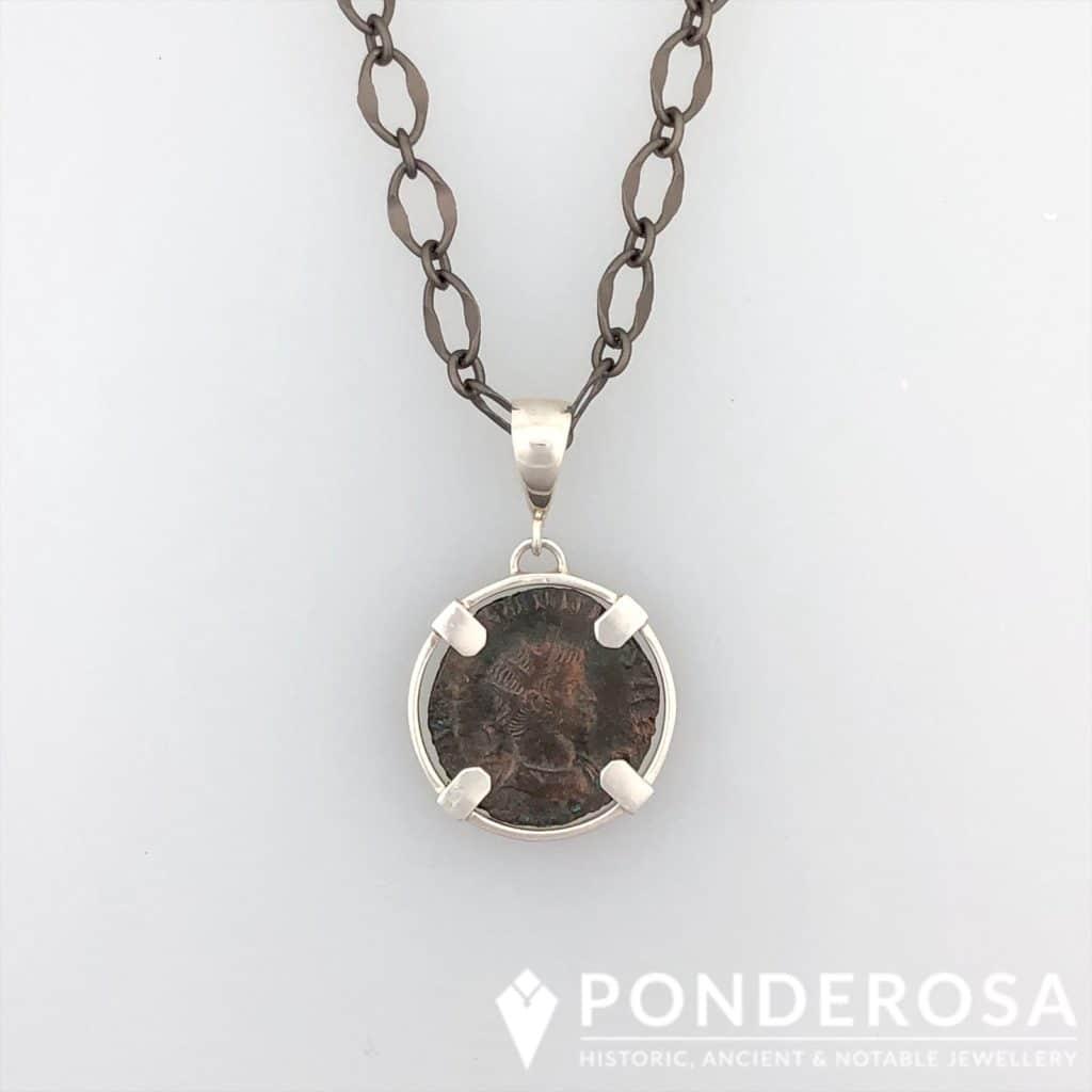 Claudius II – Bronze Pendant