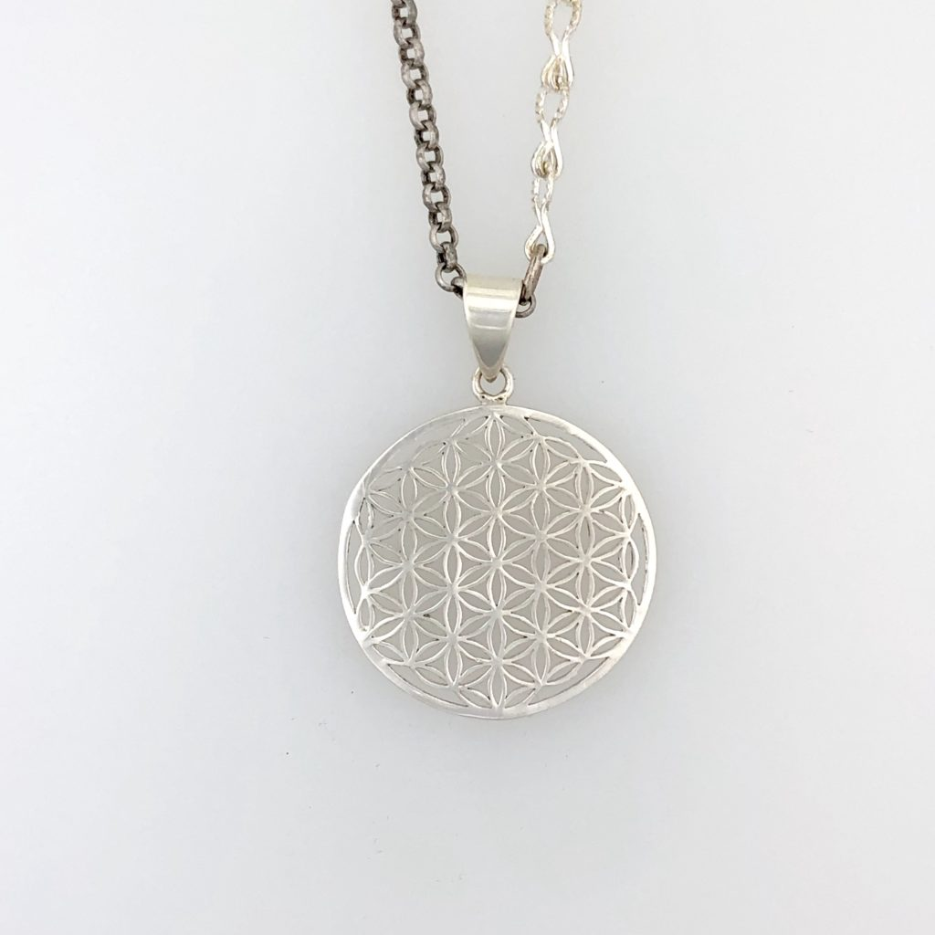Sterling Silver – Round Weave