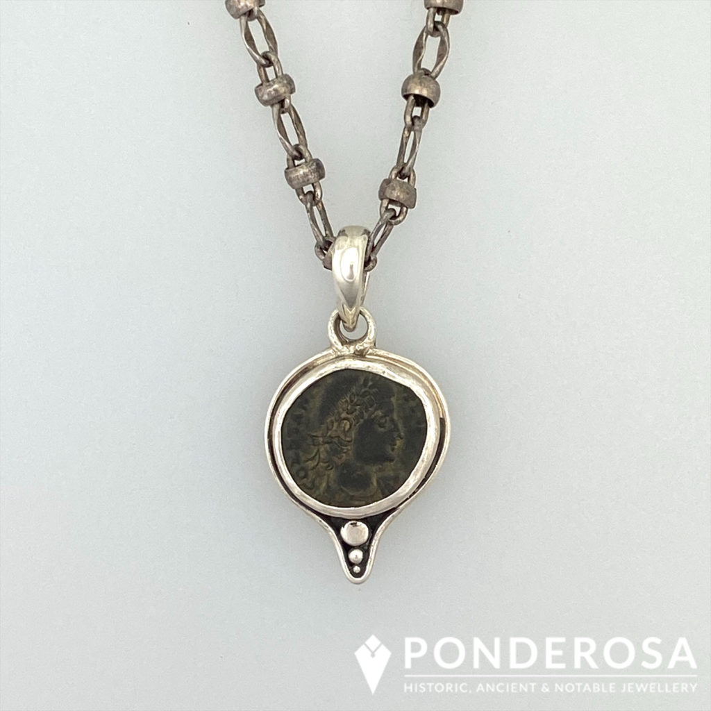 Bronze Roman Coin – Constantine II